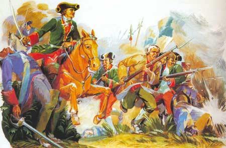 Картина:Полтавское сражение.