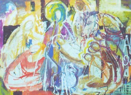 Картина:Поклонение волхвов.