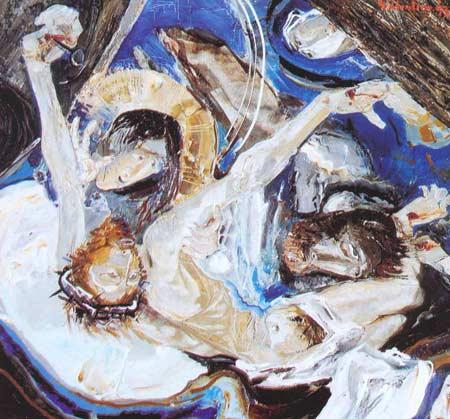 Картина:Снятие с креста.