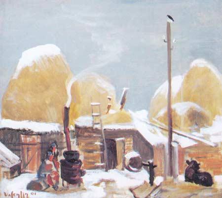 Картина:Языковские стога.