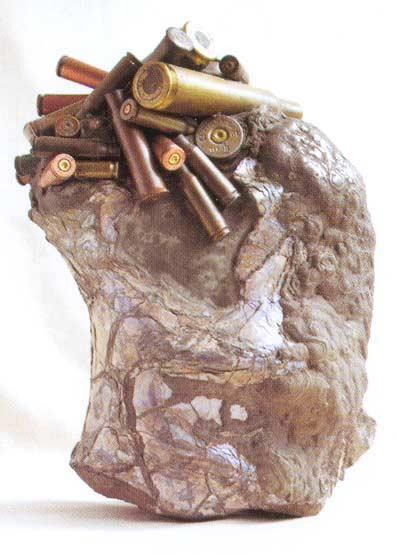 Картина:Конец цивилизации стрелков. 2004.