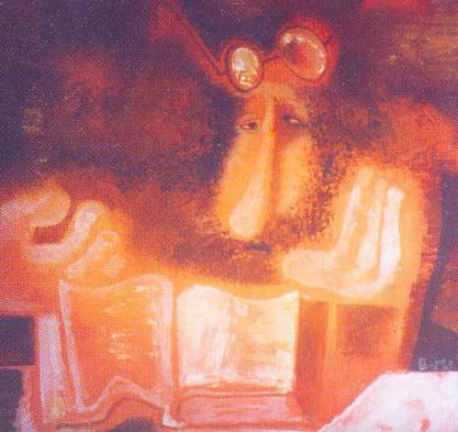 Картина:Книжник домовой.