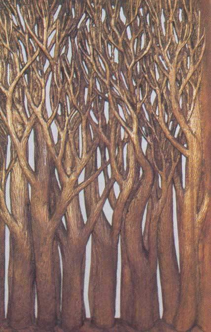 Картина:Деревья.