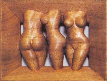 Картина:Женские торсы.