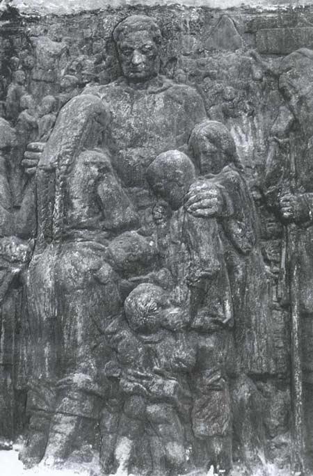 Картина:Памятник воинам землякам, павшим в годы Великой Отечественной войны 1941945 гг. Село Евлейка
