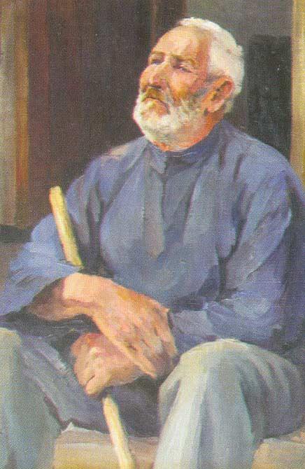 Картина:Портрет Ивана Васильевича Вавилова.