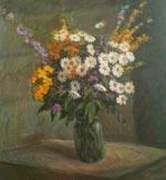 Картина:Букет полевых цветов