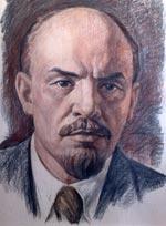 Картина:Ленин