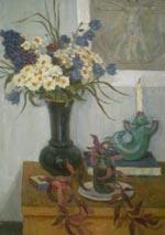 Картина:Натюрморт со свечками