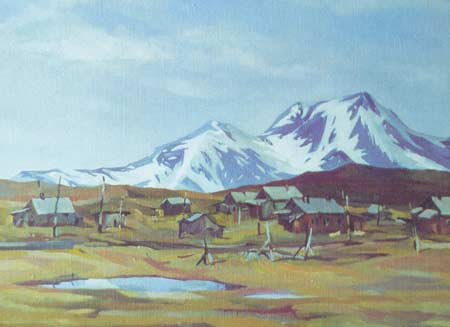Картина:Полярный Урал.