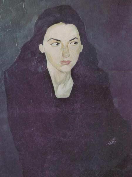 Картина:Портрет Королевой Лены.