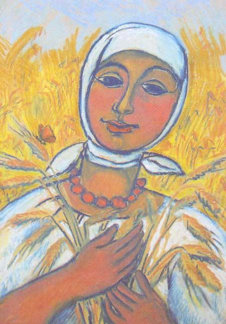 Картина:Жница.