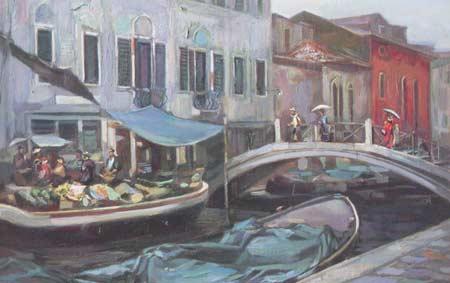 Картина:Старая Венеция.