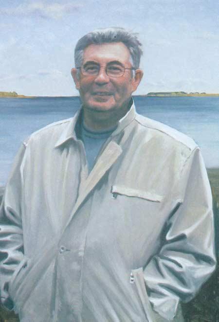 Картина:Портрет  хирурга Морозова.