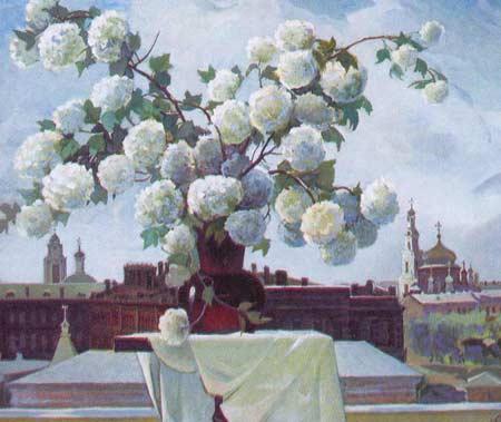 Картина:Весна в Симбирске.