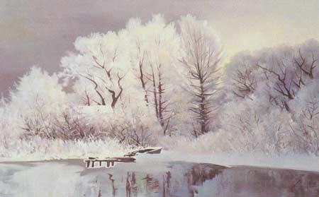 Картина:Зимняя фантазия.