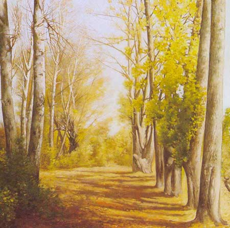 Картина:Осенняя пора.