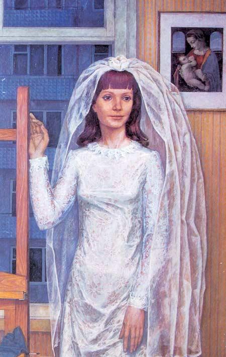 Картина:Невеста.